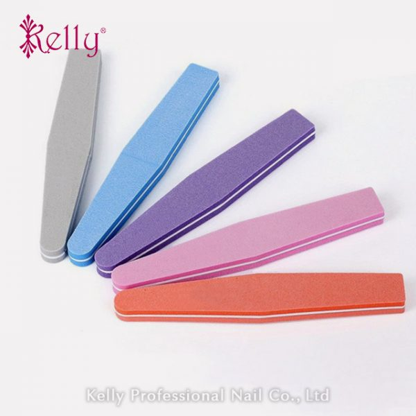 Professional Nail Care Tools Sponge Nail File Custom Buffers | Kelly ...