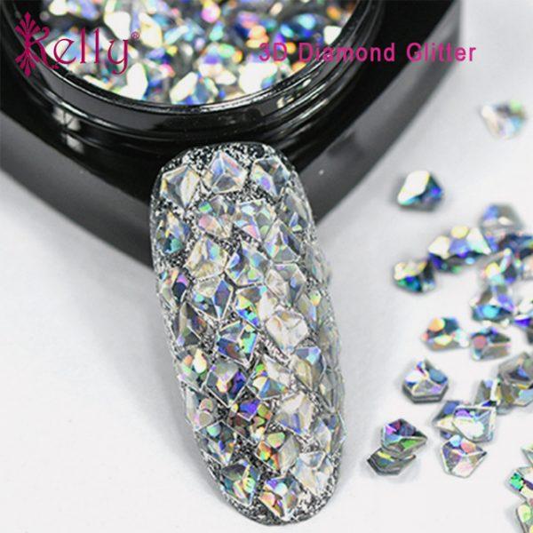 3D DIAMOND GLITTER 03-1