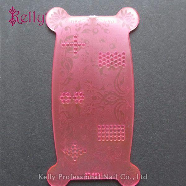 Crystal stamping template kit-01