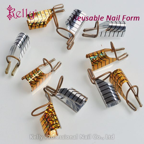 Reusable nail form-04